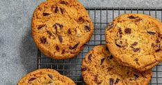 Chocolate Chip Cookies, A Food, Muffin, Chips, Favorite Recipes, Breakfast, Desserts, Vanilla, Chocolate Pudding Cookies