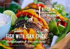 Creme Fraiche, Fabulous Foods, Spices, Lime, Beef, Stuffed Peppers, Fresh, Cooking, Meat