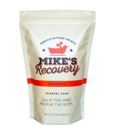 Restore 2Lb Pouch – Mike's Recovery