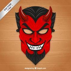 Diablo máscara