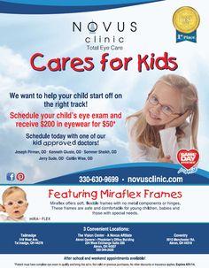 Novus Care for Kids!