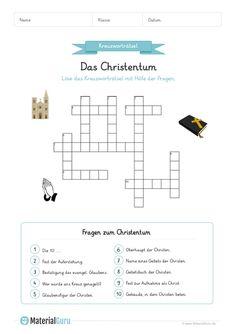 Rätsel Lösen Kreuzworträtsel