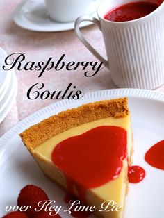How to Make a Fruit Coulis - Delishably Strawberry Coulis Recipe, Raspberry Sauce, Dessert Sauces, Dessert Recipes, Cheesecake Recipes, Potluck Recipes, Fruit Recipes, Holiday Recipes, Vegan Recipes