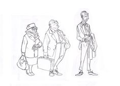 57 Ideas For Concept Art Sketches Character Design References