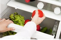 Ever wonder why your parents' put paper towels on the bottom of the crisper drawer? Well, it wasn't just because they had a compulsion for lining drawers; it's because paper towels absorb moisture that can cause veggies to go bad prematurely.