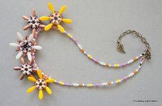 Un blog despre bijuterii din margele si beadweaving.