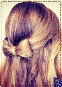 Wolber u still gotta do this to my hair! Girly Hairstyles, Holiday Hairstyles, Vintage Hairstyles, Thin Blonde Hair, Natural Hair Styles, Long Hair Styles, How To Make Hair, Prom Hair, Wedding Hair
