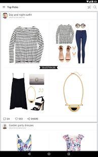 Polyvore Style: Fashion to Buy: miniatura de captura de pantalla