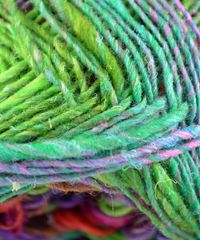 Silk Garden Sock by Noro - #S304 - Hot Pink, Turq, Lime - Alpaca Direct  #winyarnalpacadirect @Brittany Snow Direct