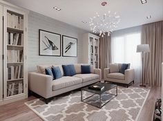 trendy living room ideas apartment beige - All About Decoration Stairs In Living Room, Beige Living Rooms, Ikea Living Room, Elegant Living Room, Living Room Paint, Home Living, Living Room Modern, Living Room Interior, Small Living