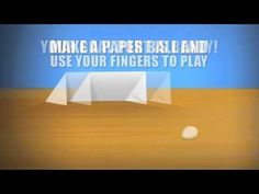 Paper Soccer - Penalty Kick Game