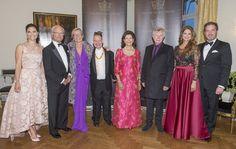 La familia real en los premios Polar © Gtresonline