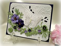 Flower Soft Flowers... by From Leanne - Cards and Paper Crafts at Splitcoaststampers...