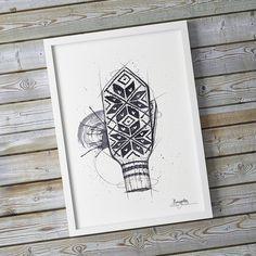 Bilderesultat for emmeselle Mountain Cottage, Pencil Painting, Paint Brushes, Pop Art, Kos, Drawings, Illustration, Cabin, Inspiration