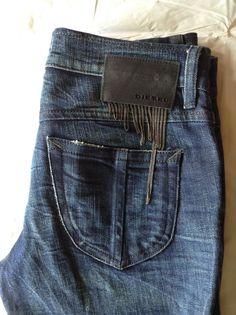 jean back pockets logo - Google Search