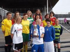 La UEFA busca darle un empujón al fútbol femenino