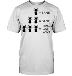 Sane crazy cat lady