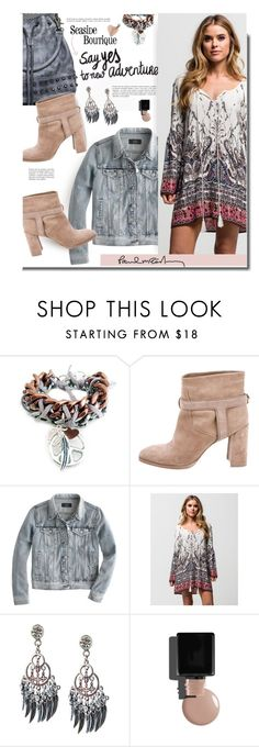 """""""Seaside-boutique.com: Say Yes to new adventures!"""" by hamaly ❤ liked on Polyvore featuring Christian Dior, J.Crew, women's clothing, women, female, woman, misses, juniors, ootd and dresses"""