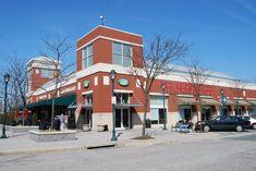 Red Brick Station, White Marsh, MD