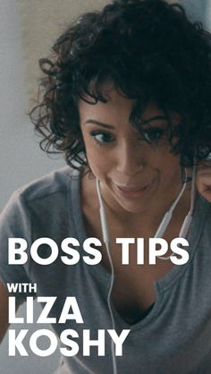 Pin like a boss, talk like a boss, and listen like a boss with #BeatsX and @LizaKoshy.