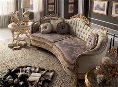 Vintage style sofa - Little Piece Of Me