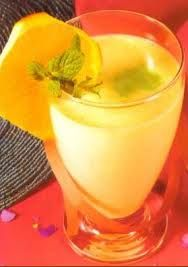 Resultado de imagem para coquetel de frutas com leite condensado png