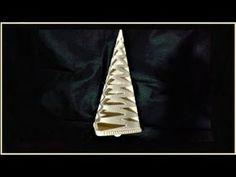 Como Fazer Luminária em PVC pirâmide Invertida passo a passo - YouTube