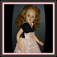 SOLD-1957 Canadian Dee N Cee - Sweet Sue Teen Doll - 20 Inches Tall - Doll-lighted To Meet You! #dollshopsunited