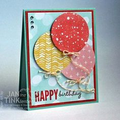 Celebrate Today - Stampin Up Occasions Catalog