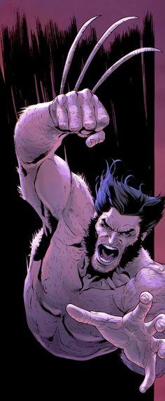 Wolverine by Renato Guedes, Gluseppe Camuncoli, & Leonardo Manco *