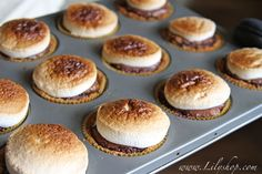 Smore cups *Lilyshop