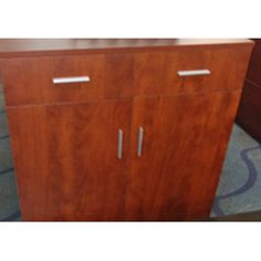 Buffet Height Storage Credenza x x Storage Cabinet with Door Storage, Buffet, Drawers, Cabinet, Furniture, Products, Home Decor, Jelly Cupboard, Buffets