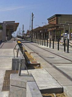 Raymond Avenue Station. 8.26.2012