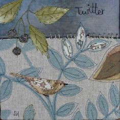 Jo Hill Textiles: Yellowstone Art Boutique Trentham Gardens Staffs