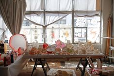 Mary Button Durell's studio - In The Make // looking for Photographer credit