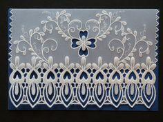 dentelle: Vellum Crafts, Vellum Paper, Paper Lace, Paper Cards, Paper Flowers, Parchment Design, Parchment Cards, Paper Artwork, Marianne Design