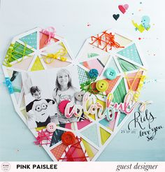 Check out all of the amazing projects created with Fancy Free by Guest Designer Elizabeth Gardner!