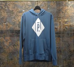 New release / P logo hoodie / Tokyo store limited color