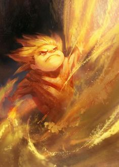 Sandy - Rise of the Guardians by ~Benlo on deviantART