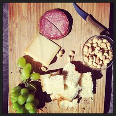 Topped on crackers or accenting your favourite dishes, Canadian cheese is delicious no matter how you slice it. See why Canadian cheese deserves a spot on your menu. Canadian Cheese, Picnic Lunches, How To Make Cheese, Simple Pleasures, All You Need Is, Yummy Food, Dishes, Cow, Recipes