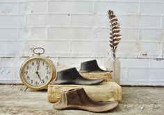 Antique Shoe Forms by KnickofTime
