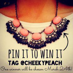 Peachy days are the best days! #cheekypeach @Cindi Crawford