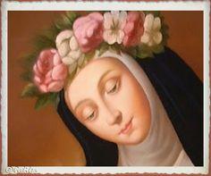 Jesús el Tesoro Escondido: Santa Rosa de Lima, 23 de Agosto