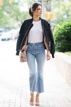 See 15 looks, both street style and celebrity fashion, that we're chanelling this month on Glamour.com