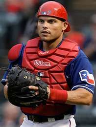"""Ivan """"Pudge"""" Rodriguez I loved when he was a Detroit Tiger. Pudge, have a great retirement"""