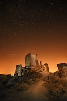 Oreja Castle, Toledo Spain (by ces@r_)