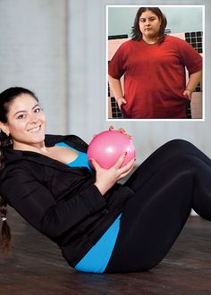 Facebook helped Christina Taylor lose 180 pounds! For more weight loss secrets: http://www.womenshealthmag.com/weight-loss/weight-loss-success-stories #Fitspiration