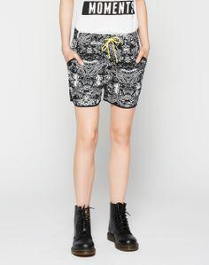 Shorts aus Viskose 'Posh' von Nümph - EDITED.de