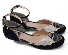 NOTREDAME+-+Louloux+-+Sapatos+Colecionáveis