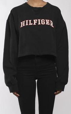 142117582afbd 7 Best Tommy Hilfiger crop top images